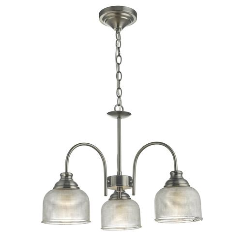 Tack 3 Light Ceiling Pendant Tac0361