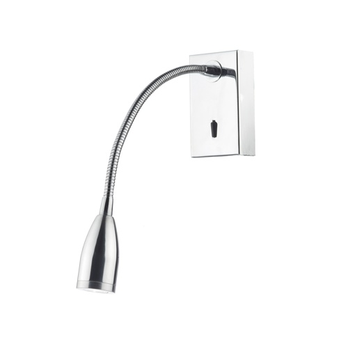 Tadley Led Flexible Wall Mounted Reading Light The