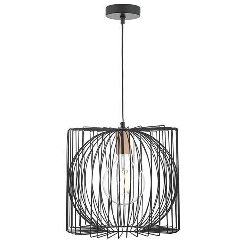 taplow wire ceiling pendant tap0122