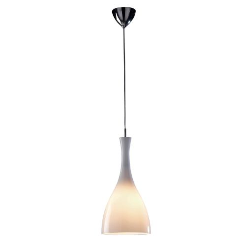 Tone White Glass Pendant Ton862