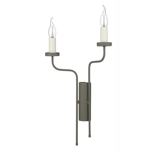 VAI0929L Vail Double Left Hand wall Light