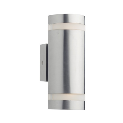 Wessex Twin Outdoor Wall Light Wes2144 The Lighting