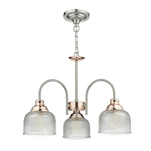 Wharfdale 3 Light Multi-Arm Pendant WHA0346