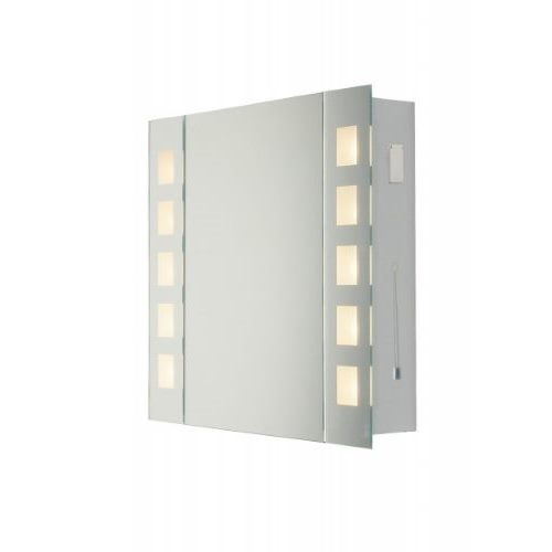 Bathroom Mirror Cabinet With Shaver Socket Zen99