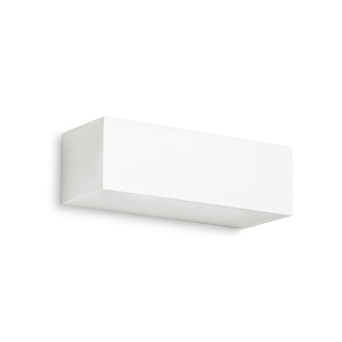 Ges Rectangle Paintable Wall Light 05-1793-14-14