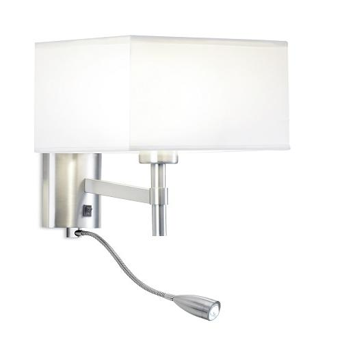 Bristol Wall Light LED Reading Light 05-2820-81-81+Pan-176-14