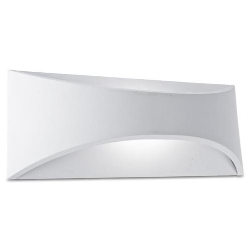 05-9894-14-CL Venus Outdoor LED Wall Light In White