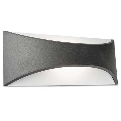 05-9894-Z5-CL Venus Outdoor LED Wall light In Urban Grey