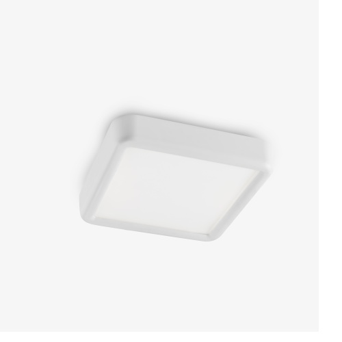 Net LED Flush Light 15-3536-Bw-M1