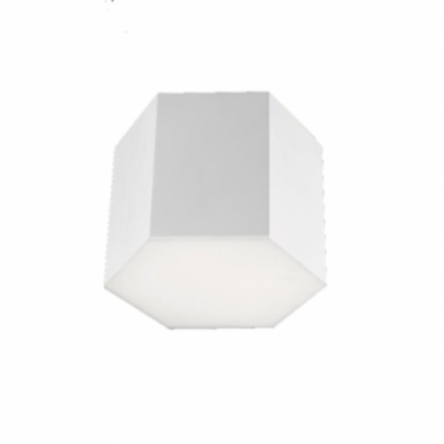 15-1959-BW-M1 Six LED Wall or Ceiling Light
