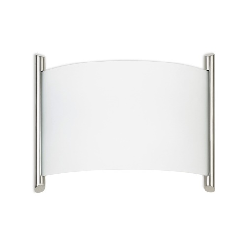 Niza White Modern Wall Light 274-Ns