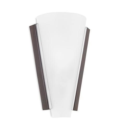 Lugo Single Chrome Wall Light 482-Cr