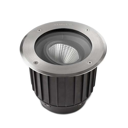 Large Gea Recessed Outdoor LED Light 55-9909-CA-CM