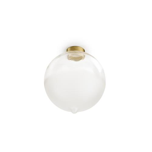 71-4817-F1-F1 Vintage Round Glass Diffuser