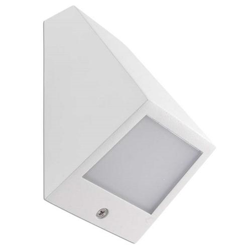 Angle IP54 Rated LED Dedicated Outdoor Wall Light 05-9837-14-Cl
