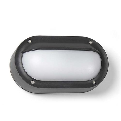Basic Oval LED Dedicated Exterior Wall Light 05-9544-Z5-Cl