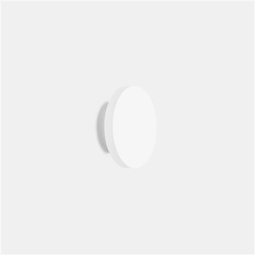 Ges LED Dedicated Small White Wall Light 05-7641-14-14