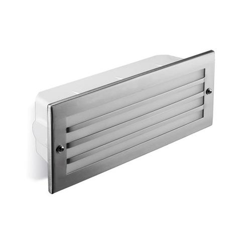 Hercules LED Dedicated Stainless Steel Brick Light 05-9212-Ca-Cl