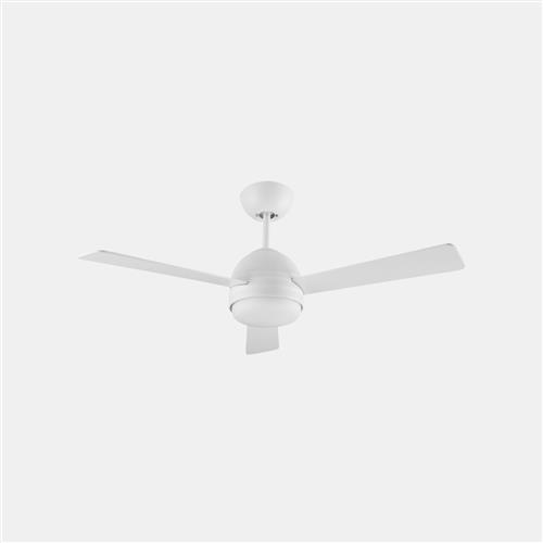 Kai White Finished Ceiling Fan 30-7999-14-F9