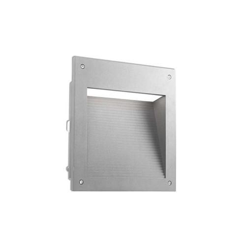 Micenas led recessed wall light the lighting superstore micenas led recessed grey wall light 05 9885 34 cl aloadofball Choice Image