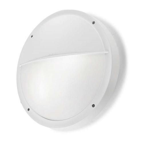 Opal IP65 Rated White LED Dedicated Exterior Wall Light 05-9677-14-Cm