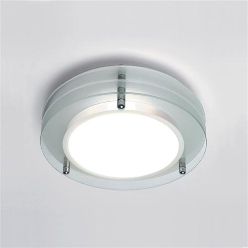 0203 Strata Round Bathroom Light