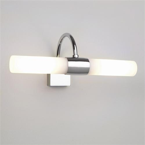 Dayton IP44 Chrome Bathroom Wall Light 1044001 (0335)