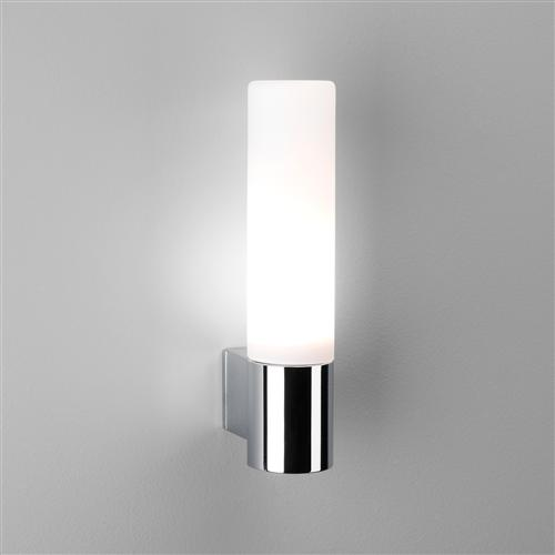 Bari Bathroom Wall Light Polished Chrome 0340