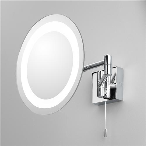 Unique  In Choosing Decorative Bathroom Mirrors  Bathroom Mirror With Lights