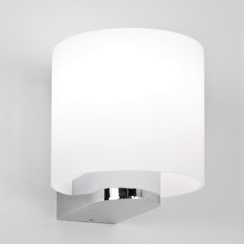 Siena Round Bathroom Wall Light 0665 The Lighting Superstore