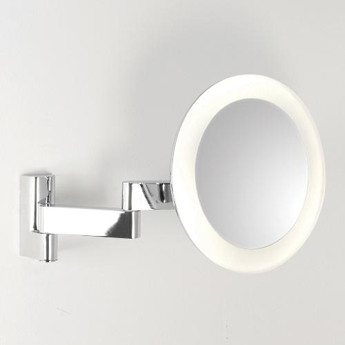 Niimi X5 Magnification Led Bathroom Mirror 1163001 0760