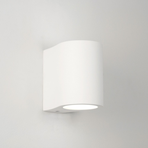 Pero Halogen Plaster Wall Light 0812