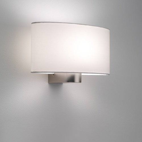 Single arm contemporary wall lights the lighting superstore napoli single wall light 0881 4054 aloadofball Image collections