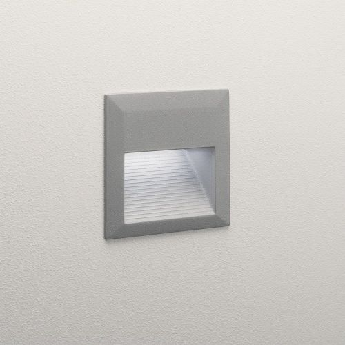 Inset Garden Wall Lights : 0944 Tecla IP44 Recessed Wall Light The Lighting Superstore