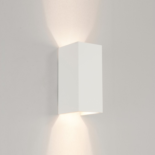 Parma 210 Plaster Wall Light 0964