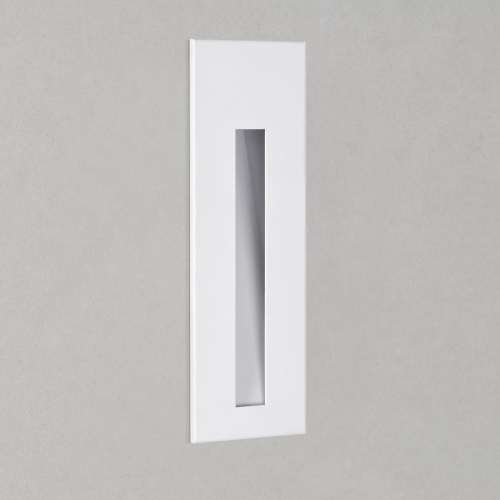 Borgo 55 Recessed White Wall Light 1212001 (0970)