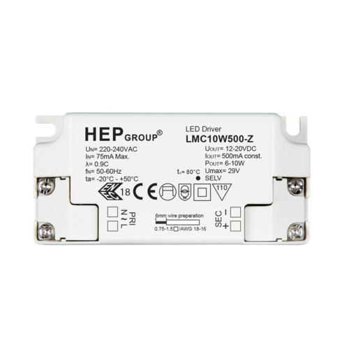 1922 Low Voltage 350mA LED Driver 10.15w