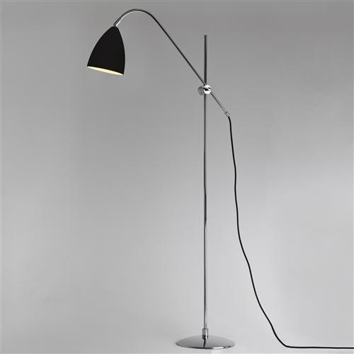 Joel Floor Lamp Black shade 1223005 (4547)
