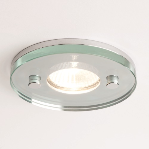 5511 Ice Round Recessed Shower downlight