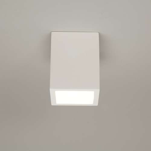 Osca 140 Square Ceiling Spotlight 5647