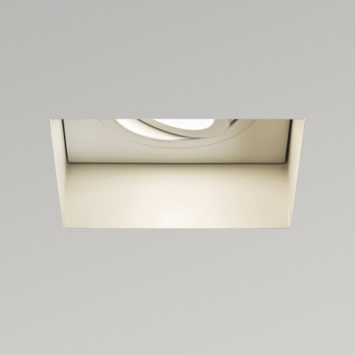 Trimless Square Shaped Recessed Downlight 1248007 (5680)
