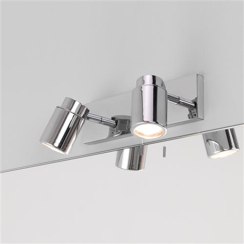 Como IP44 Bathroom Spotlights 6121