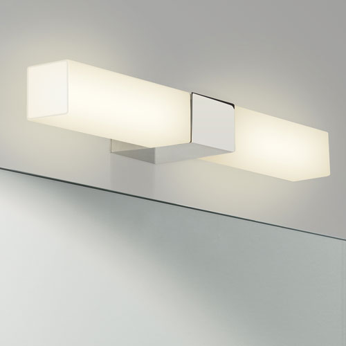 7028 Padova Square Bathroom Wall Light. Bathroom Wall Lights   The Lighting Superstore