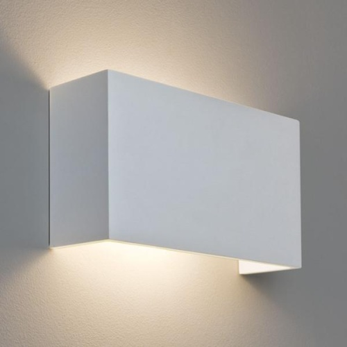 Indoor wall lighting uk the lighting superstore pella 325 plaster paintable wall washer 7140 mozeypictures