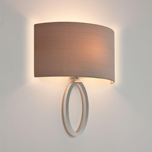 Lima Wall Light Oyster Shade 1318001+5026003 (7146+4137)