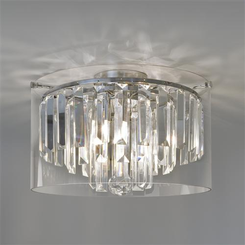 Asini Bathroom Ceiling Light 7169 | The Lighting Superstore