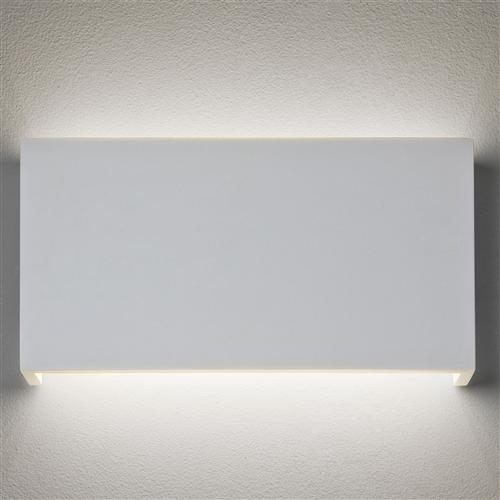 7172 Rio 325 Plaster LED Wall Light