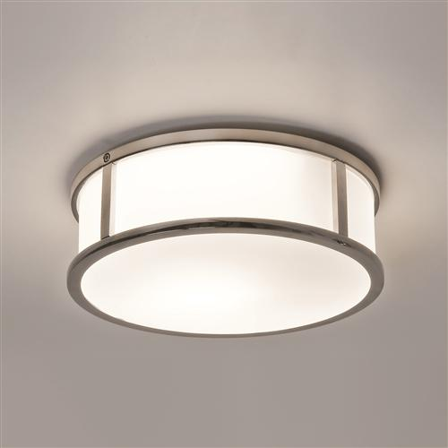 Mashiko Round 230 Bathroom Light 1121021 (7179)