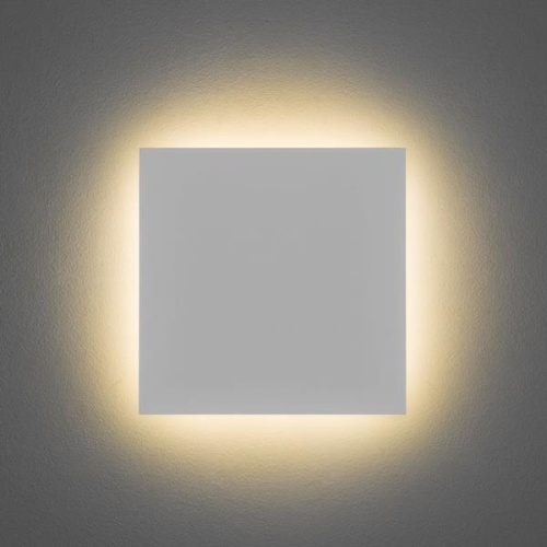 Eclipse LED Square 300 Wall Light 7248