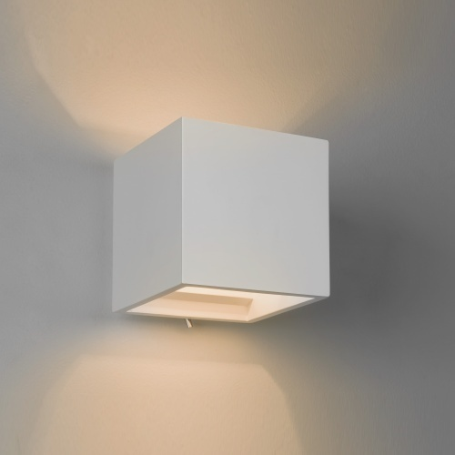 Pienza Plaster Wall Light 7260